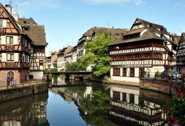 المعالم السياحية في ستراسبورغ - منطقة تانرز