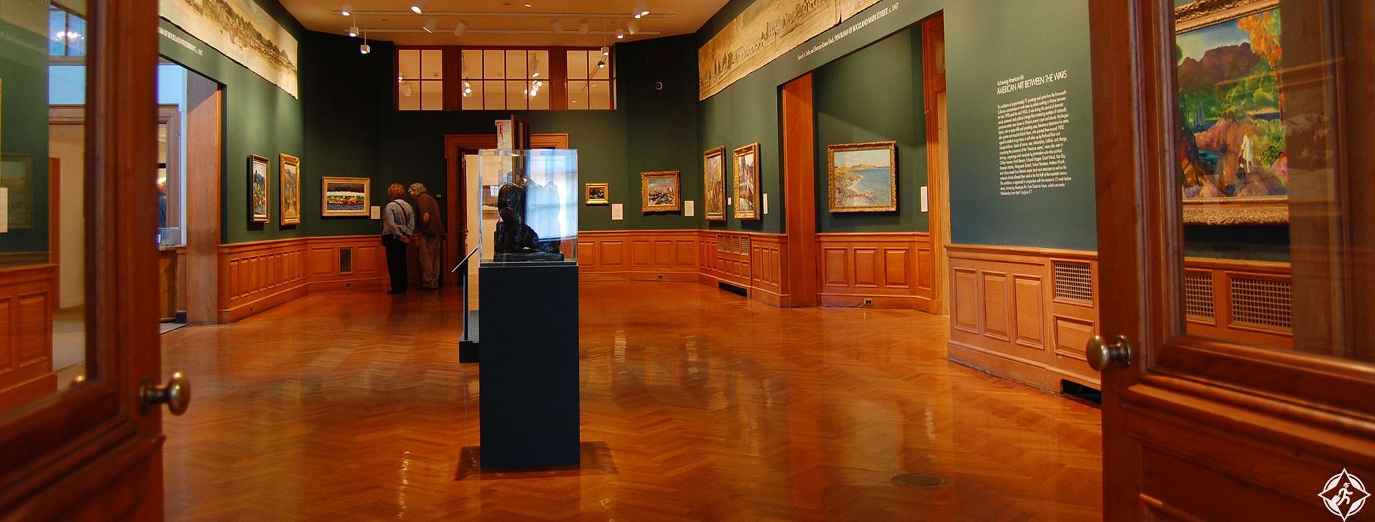 الولايات المتحدة الأمريكية - متحف الفن فارنسورث- ماين