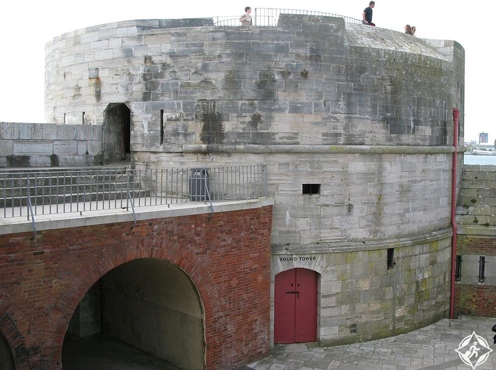 بورتسموث - البرج المستدير