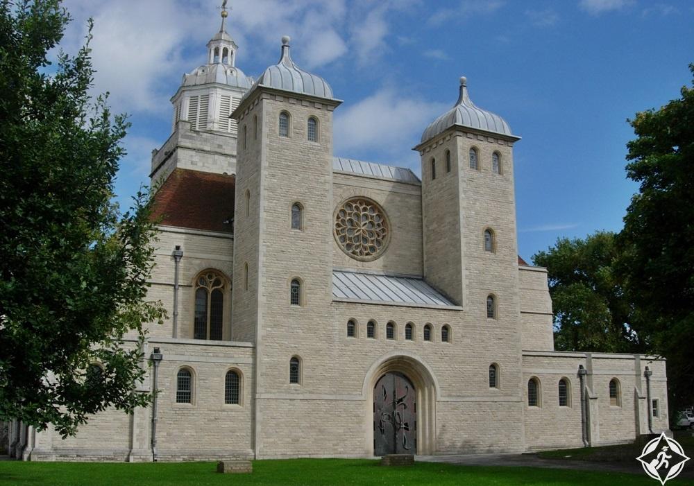 بورتسموث - كاتدرائية بورتسموث 3