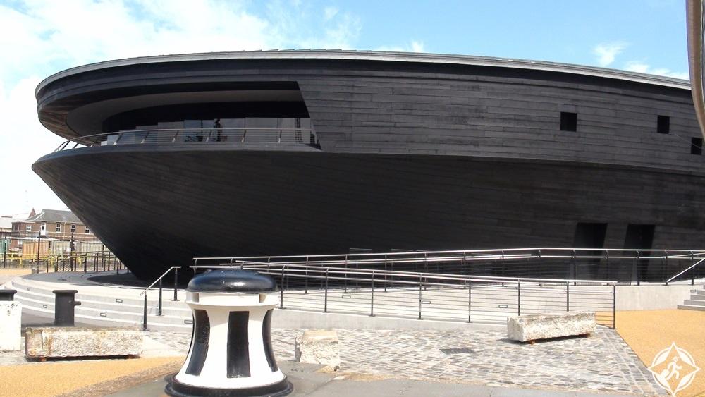 بورتسموث - متحف ماري روز 2