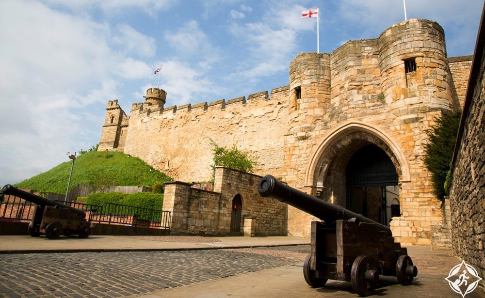 لينكولن - قلعة لينكولن