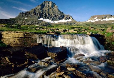 مونتانا - الحديقة الجليدية الوطنية