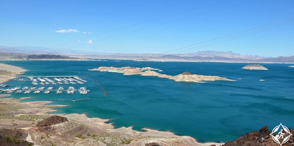 نيفادا - بحيرة ميد منطقة الاستجمام الوطنية