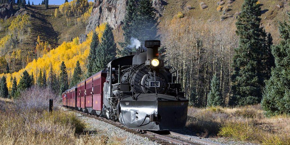 نيو مكسيكو - السكك الحديدية كومبريز وتولتيك 2