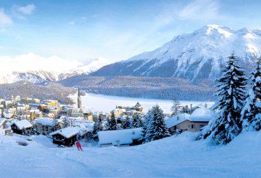 أفضل مناطق الجذب السياحي في سانت موريتز السويسرية