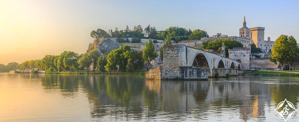 أفينيون - جسر سانت بينيزيت