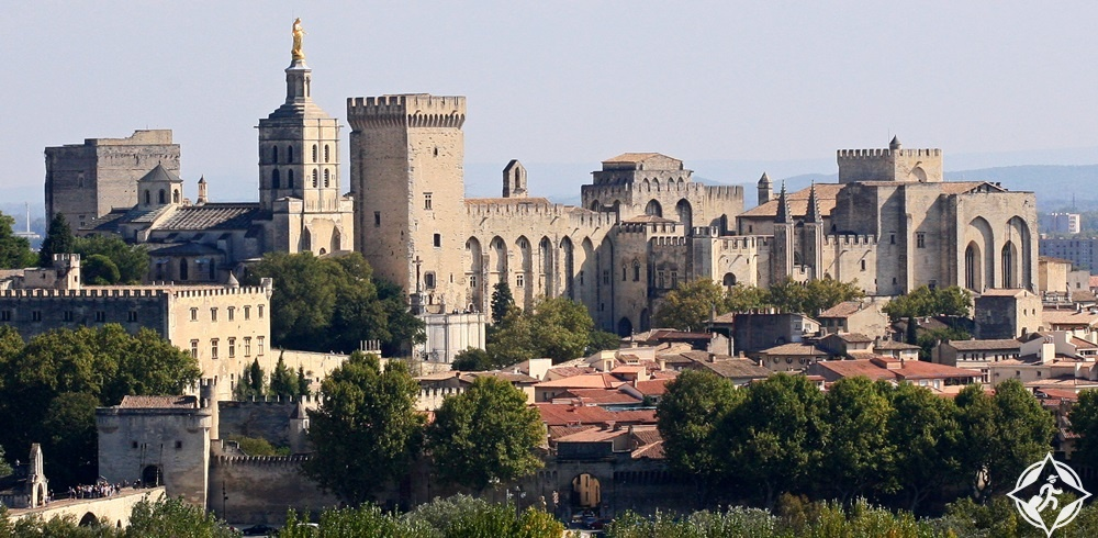 أفينيون - قصر البابوات