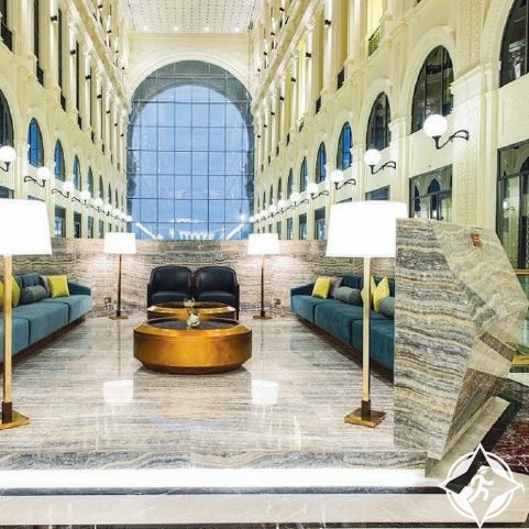 افتتاح فندق إيلاف غاليريا الخمس نجوم في جدة
