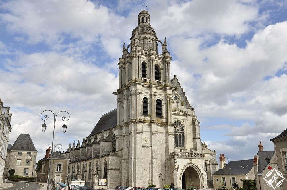بلوا - كاتدرائية سانت لويس