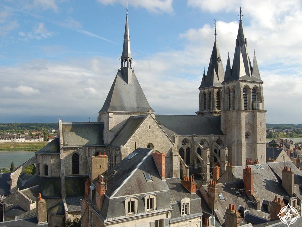 بلوا - كنيسة القديس نيكولاس