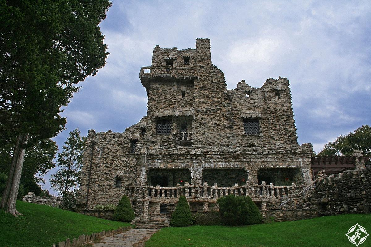 جيليت القلعة ستات بارك-الولايات المتحدة الأمريكية-كونيتيكت