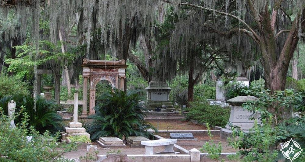 سافانا - مقبرة بونافنتورا