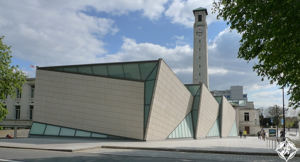 ساوثامبتون - متحف سي سيتي