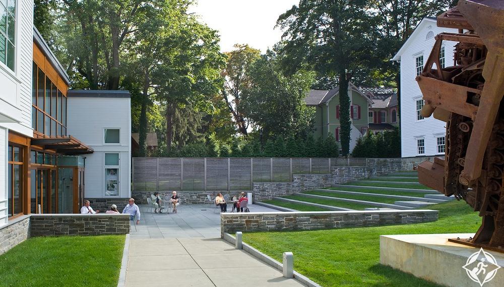 متحف الدريتش للفن المعاصر-الولايات المتحدة الأمريكية-كونيتيكت