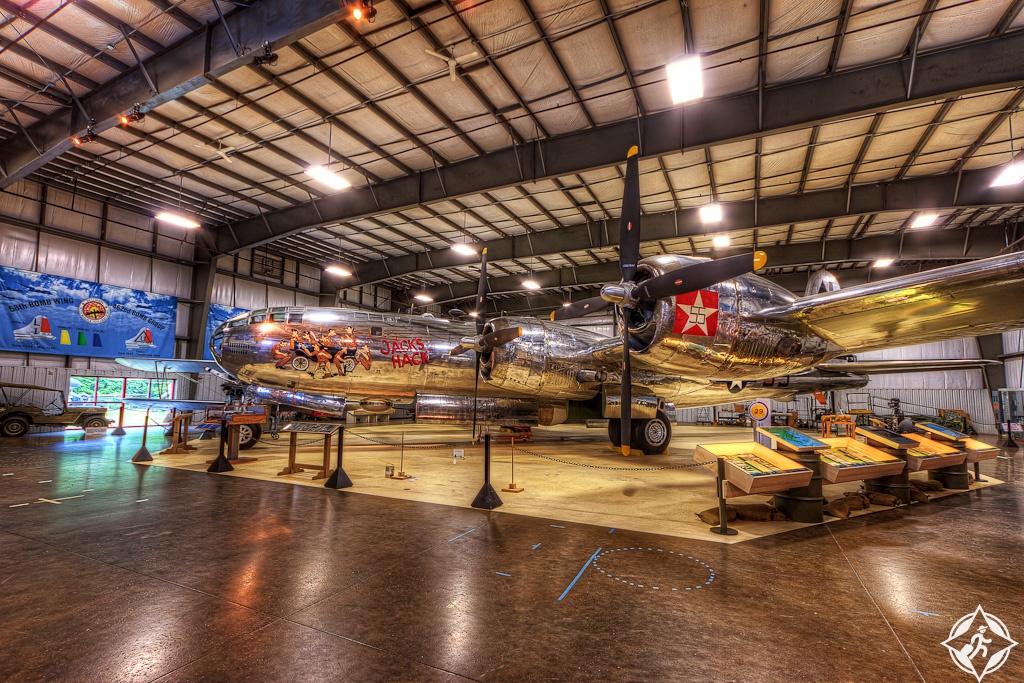 متحف نيو انغلاند للطيران-الولايات المتحدة الأمريكية-كونيتيكت