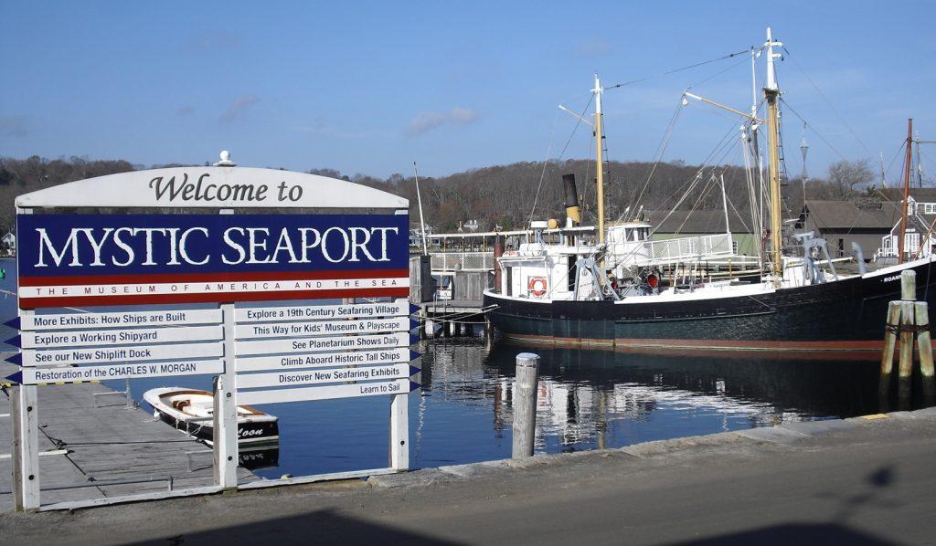 ميناء ميستك-الولايات المتحدة الأمريكية-كونيتيكت