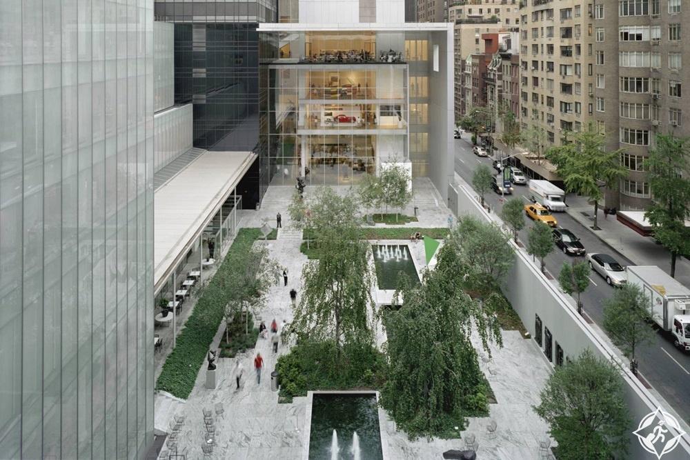 نيويورك - متحف الفن الحديث