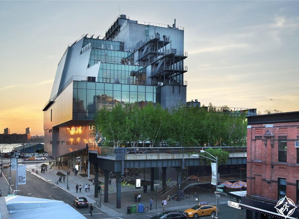 نيويورك - متحف ويتني للفنون الأمريكية