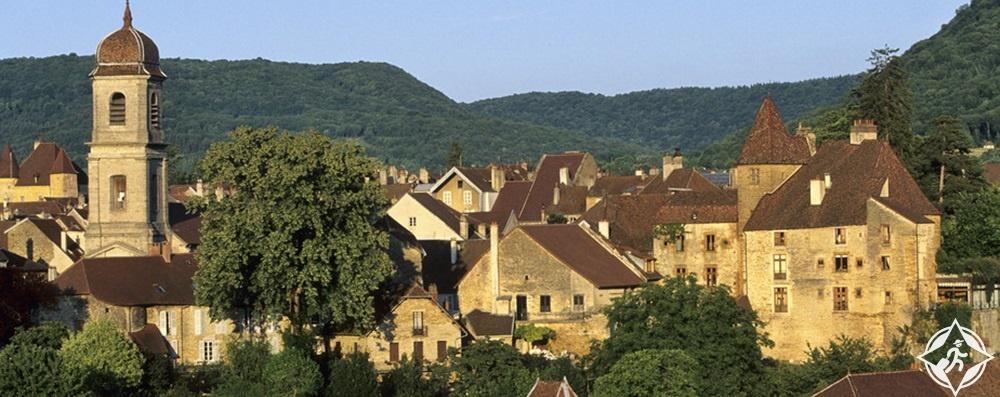 جورا الفرنسية - مقاطعة بوليجني