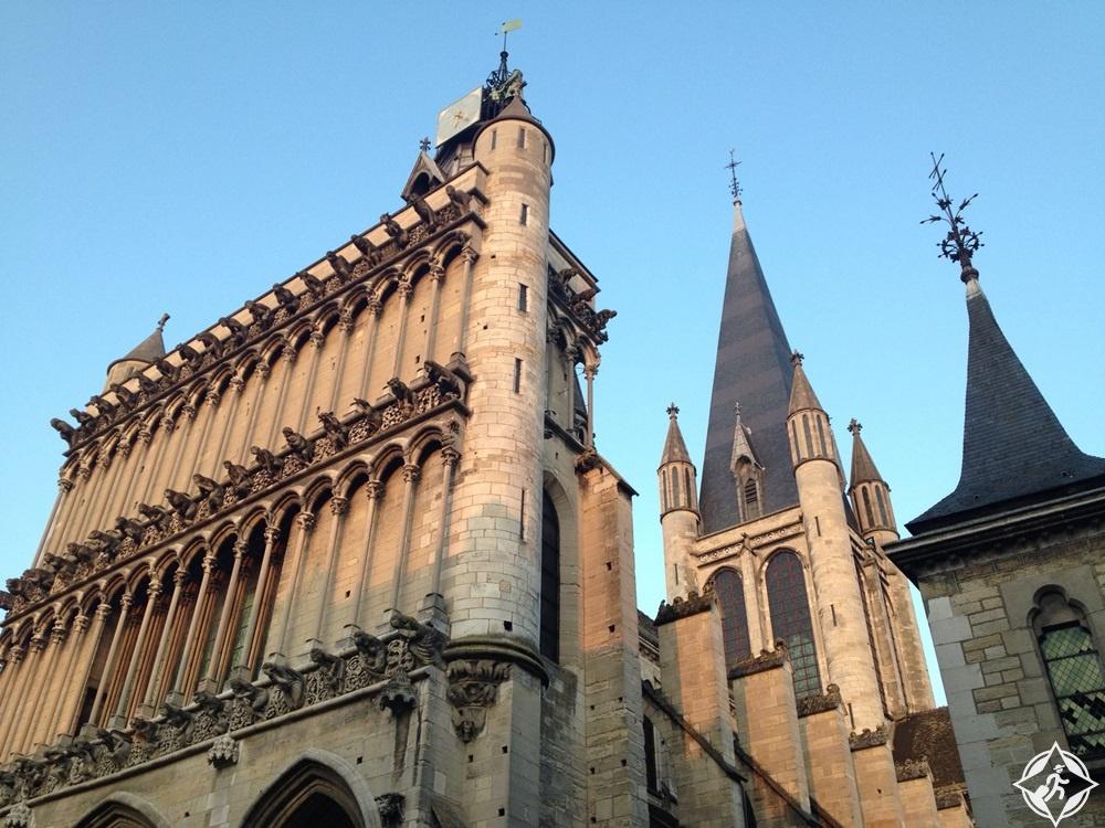 ديجون - كنيسة نوتردام