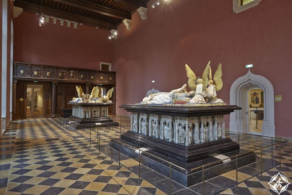 ديجون - متحف الفنون الجميلة 2