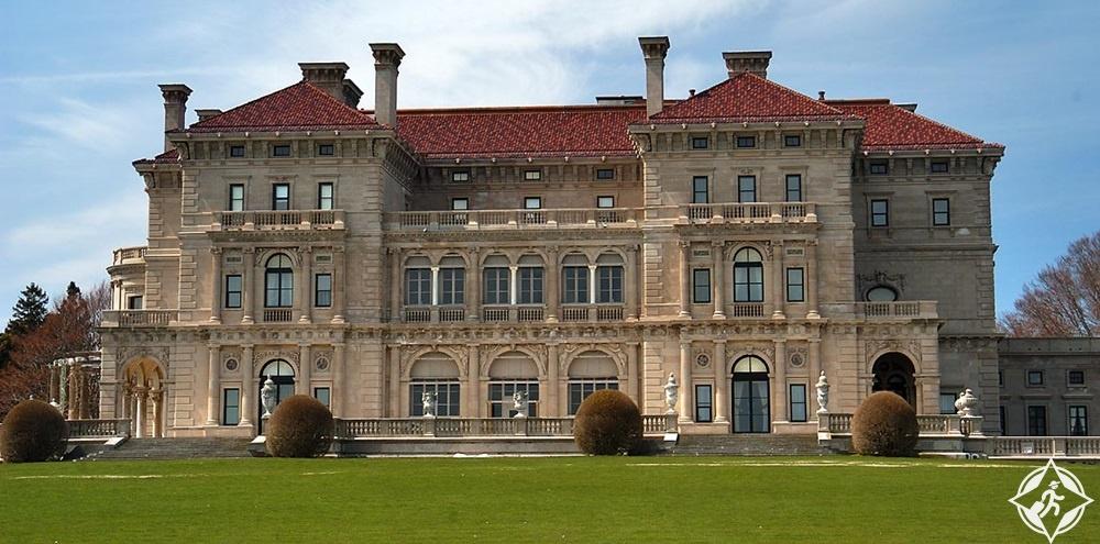 رود آيلاند - قصر ذا برايكرز
