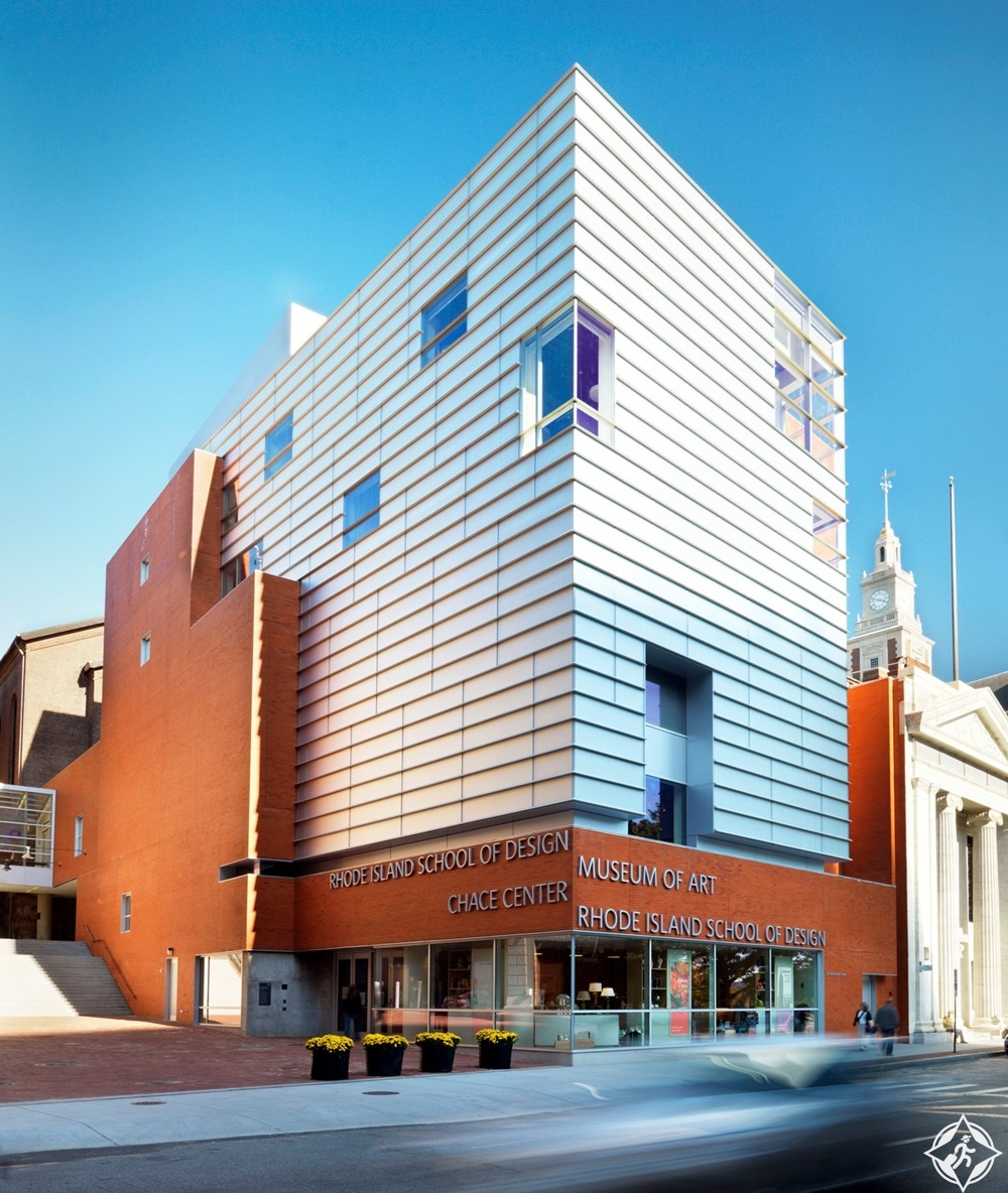 رود آيلاند - متحف مدرسة رود آيلاند للتصميم