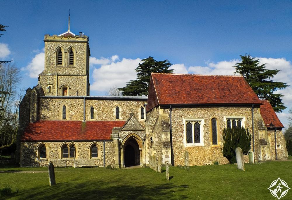 سانت ألبانز - كنيسة سانت مايكل