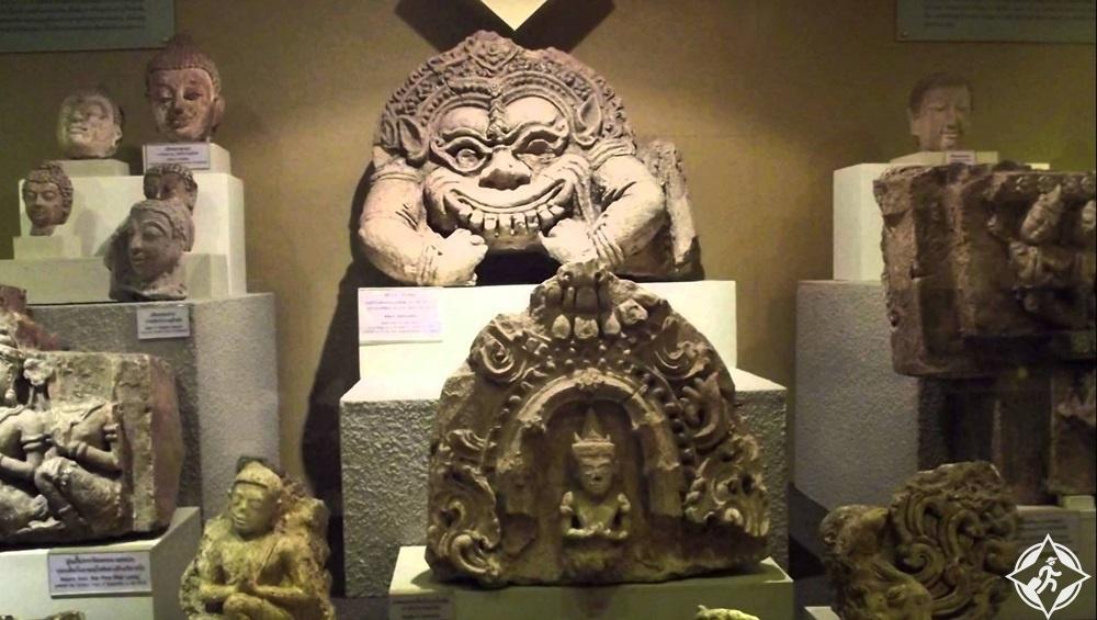 سوكوتاي - متحف رامكامهاينج الوطني