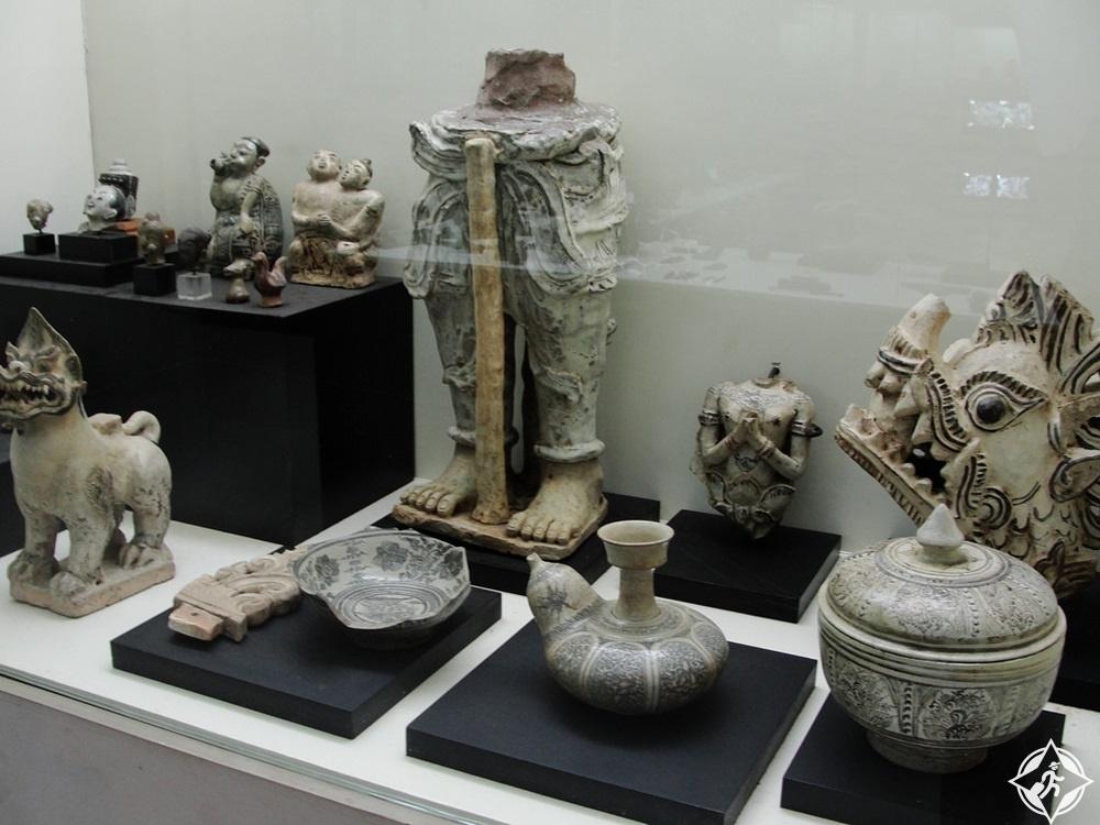 سوكوتاي - متحف سانجكلوك
