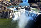 شلالات شوشون-الولايات المتحدة الأمريكية-ايداهو