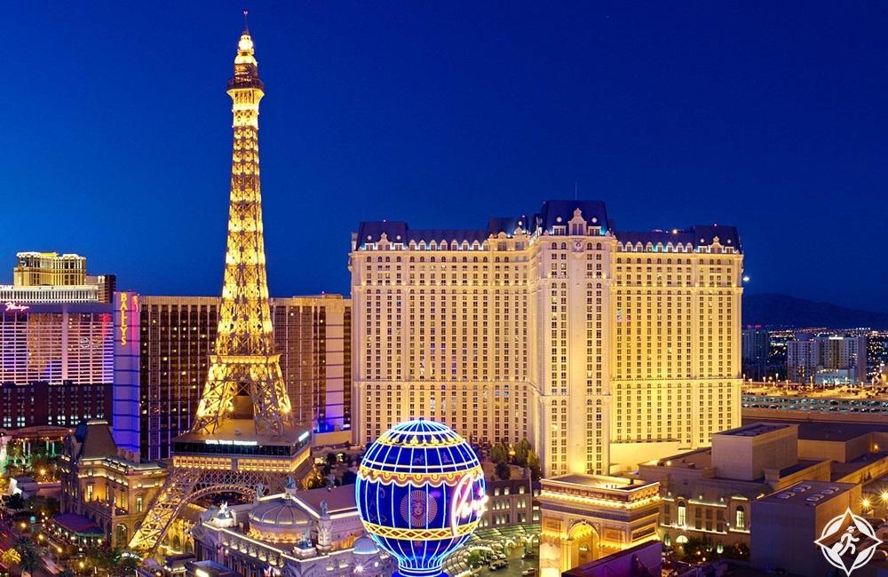لاس فيغاس - فندق باريس