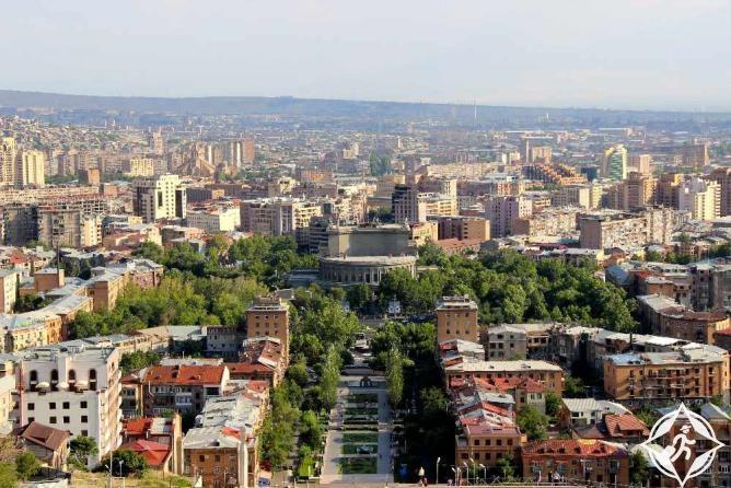 مدن أرمينيا