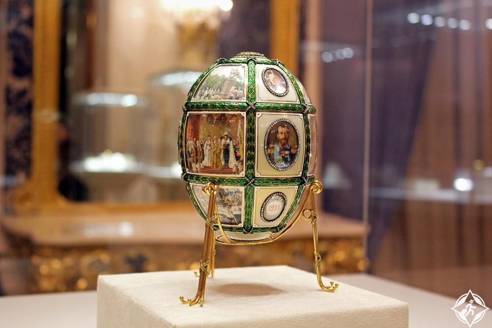 بادن بادن - متحف فابرجيه