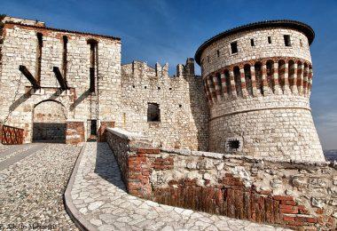 بريشيا - القلعة