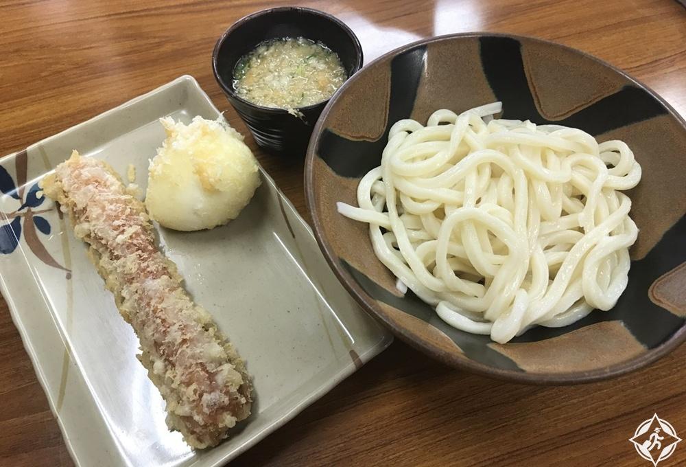 تاكاماتسو - أودون