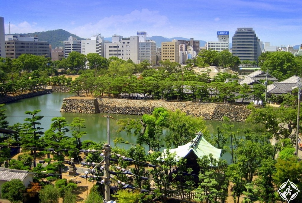 تاكاماتسو - حديقة تامامو