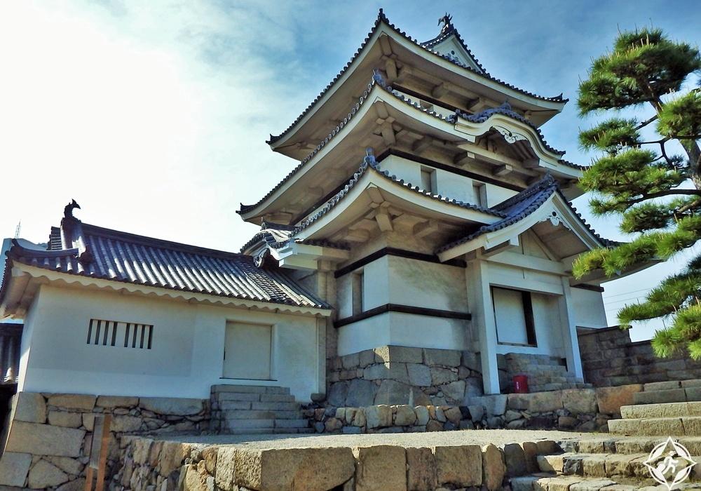 تاكاماتسو - قلعة تاكاماتسو