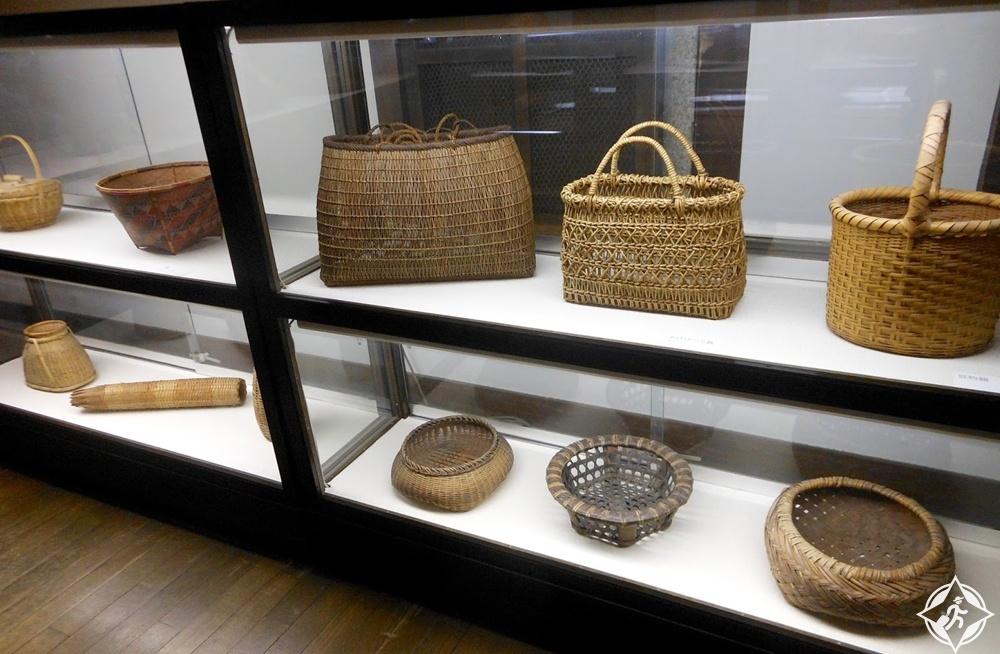 تاكاماتسو - متحف سانوكي فولكرافت