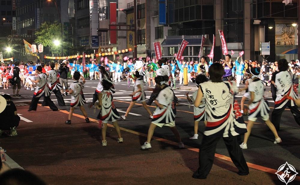 تاكاماتسو - مهرجان سانوكي تاكاماتسو