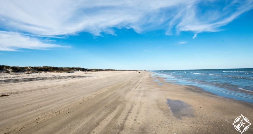 تكساس - جزيرة بادري الوطنية