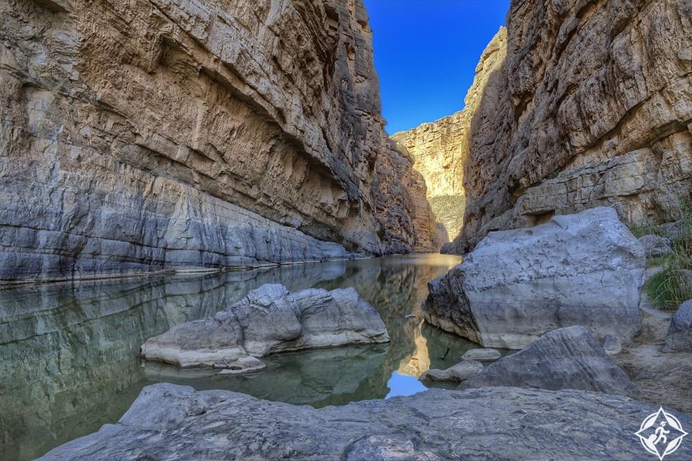 تكساس - حديقة بيج بيند الوطنية