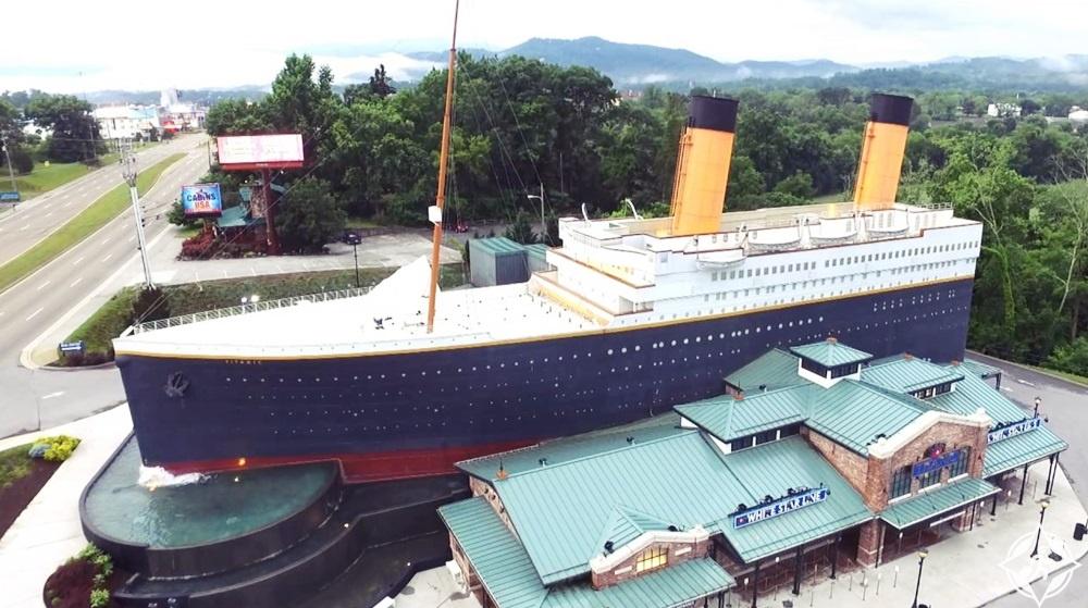 تينيسي - متحف تيتانيك