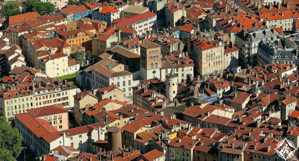 غرونوبل - المدينة القديمة