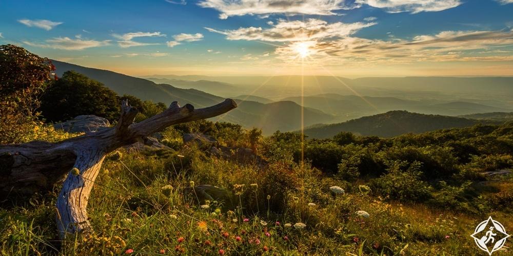 فرجينيا - متنزه شيناندواه الوطني