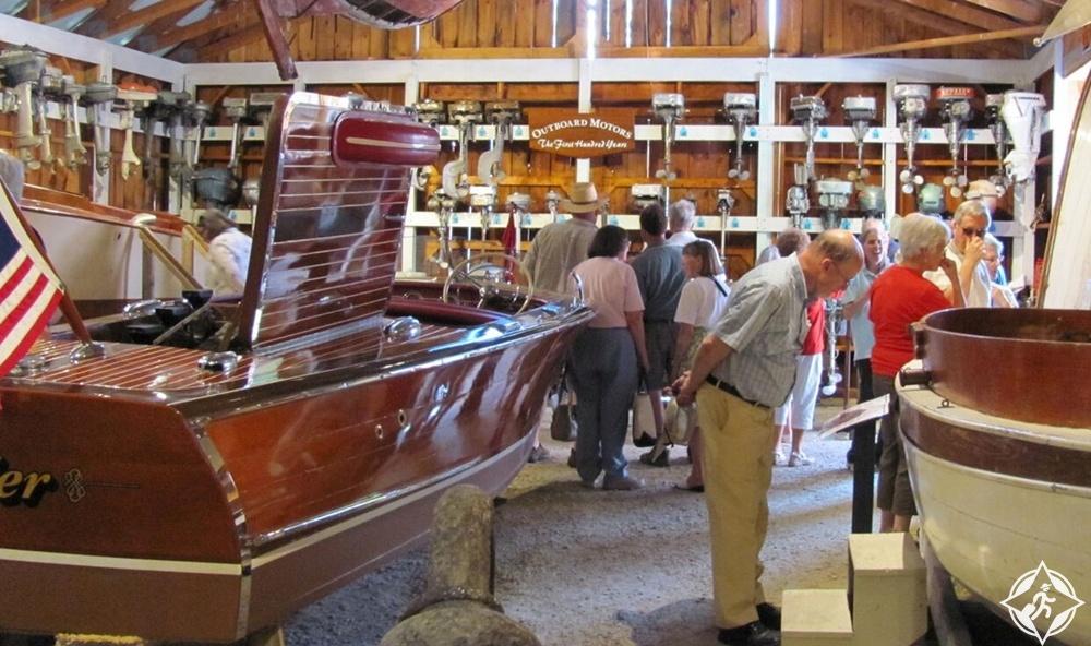 فيرمونت - متحف بحيرة شامبلين البحري
