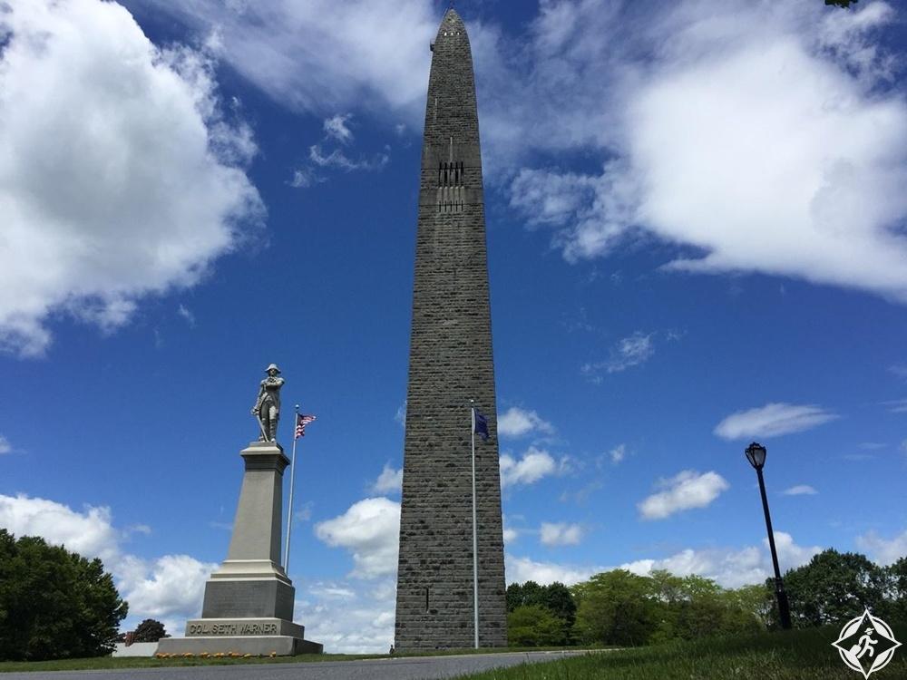 فيرمونت - متحف معركة بنينجتون