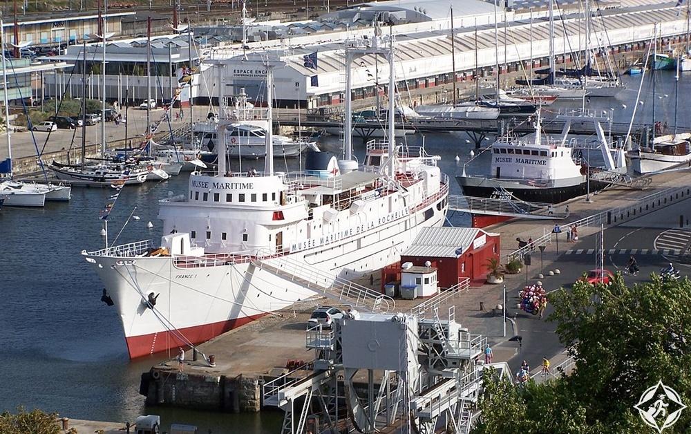 لا روشيل - المتحف البحري