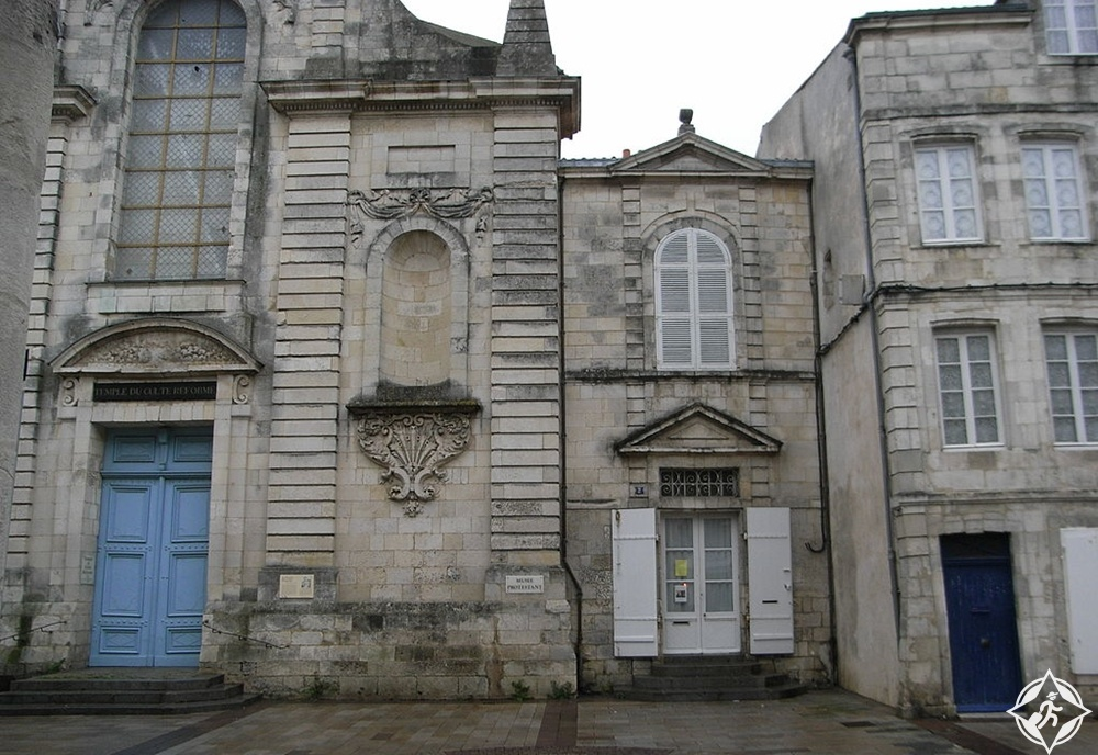 لا روشيل - متحف البروتستانتية